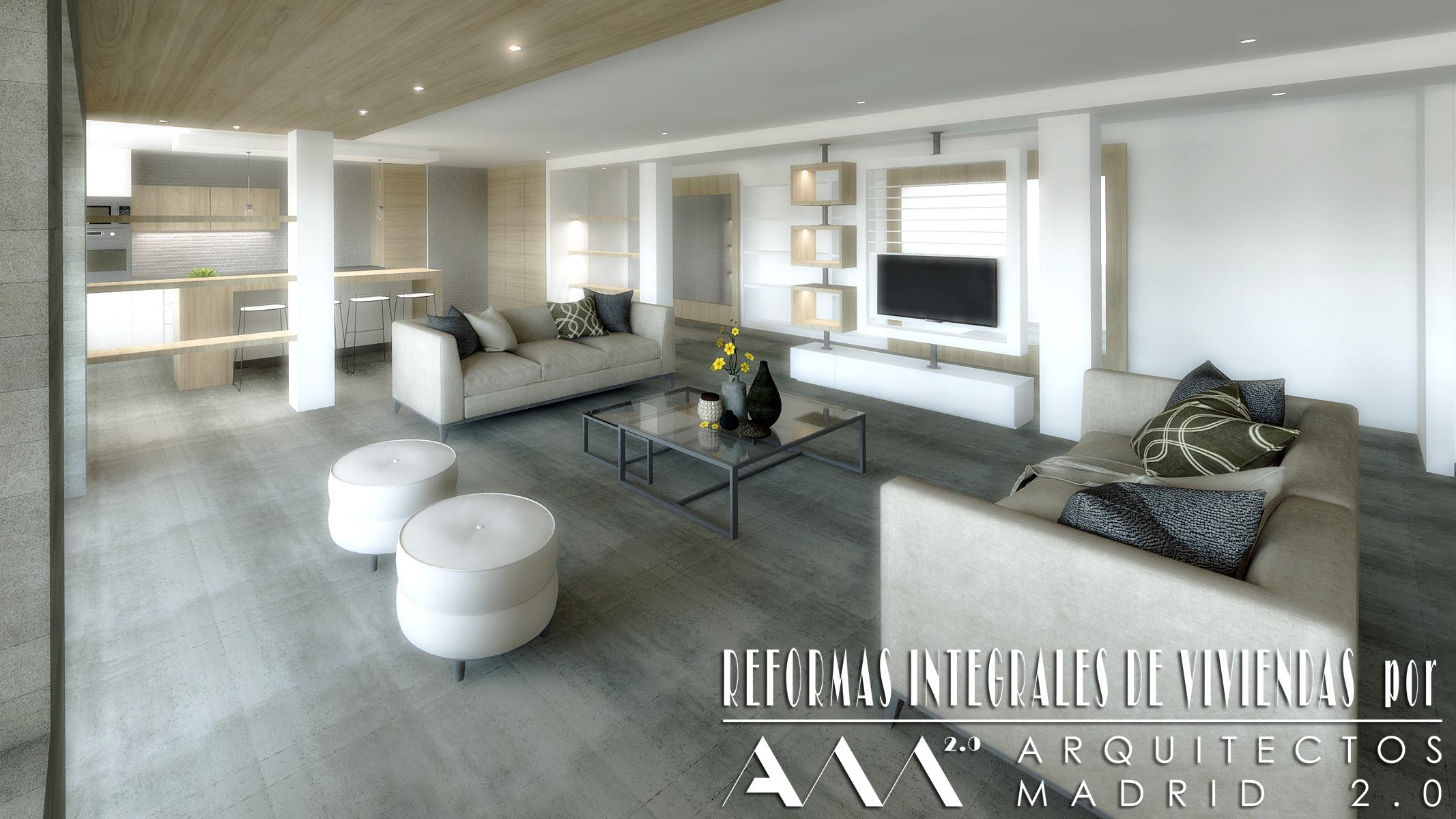 decoracion-interiores-reforma-loft-estilo-moderno